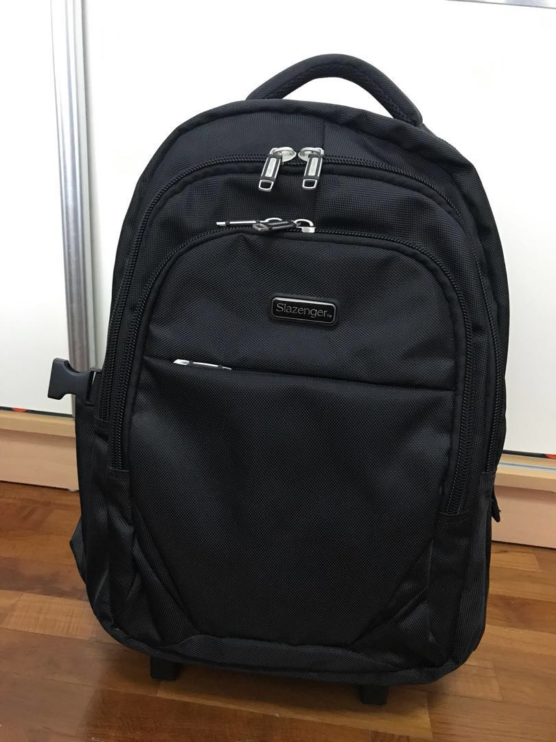 bfb532b2bf5 Slazenger Trolley Backpack | The Shred Centre
