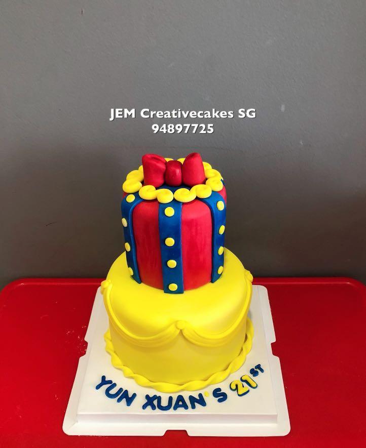 Magnificent Snow White Birthday Cake Babies Kids Girls Apparel 1 To 3 Funny Birthday Cards Online Alyptdamsfinfo