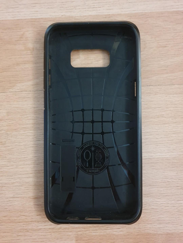 best service 7b05e 02f71 Spigen Tough Armor Case for Samsung S8 Plus