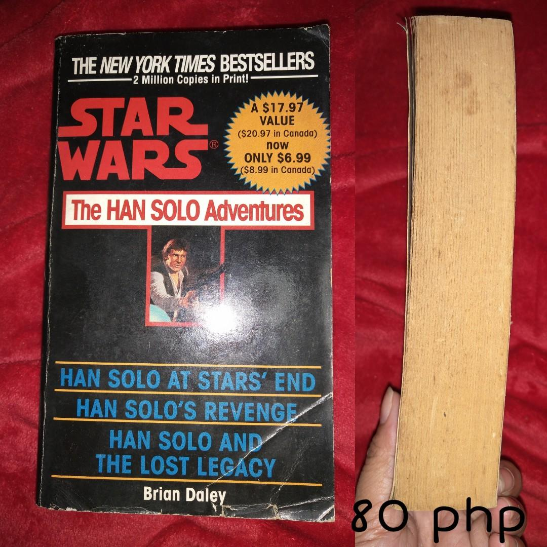 Star Wars - The Han Solo Adventures on Carousell