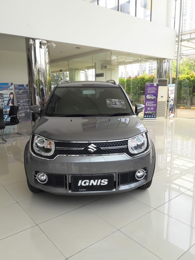 Suzuki Ignis Gx Diskon Terbesar Se Dki Jakarta Dp Murah