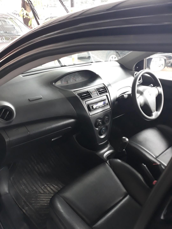 Toyota vios limo 2012 ex BB dp super minim angsuran super murah