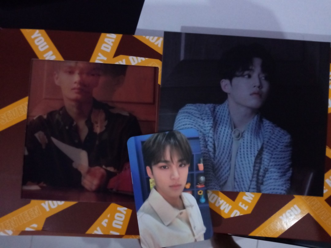 Want To Trade Lenticular Jun Bts Card S Coup Photo Card Mingyu