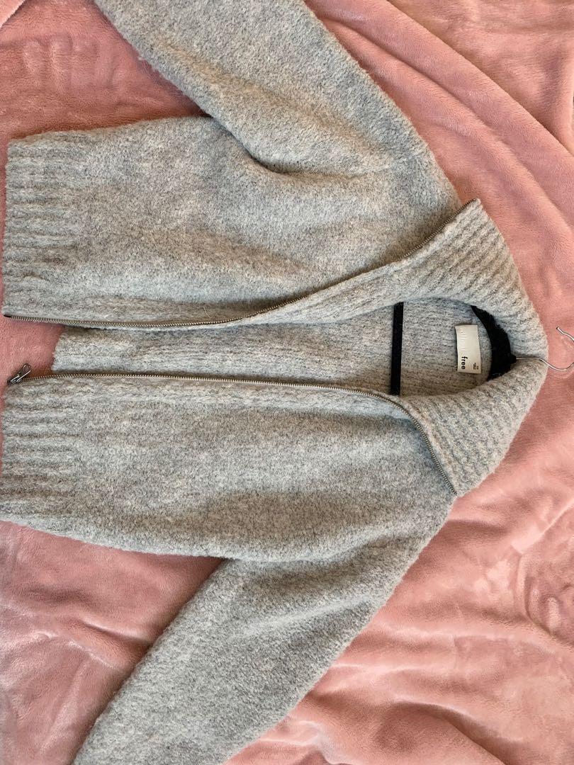 Wilfred free alpaca blend sweater
