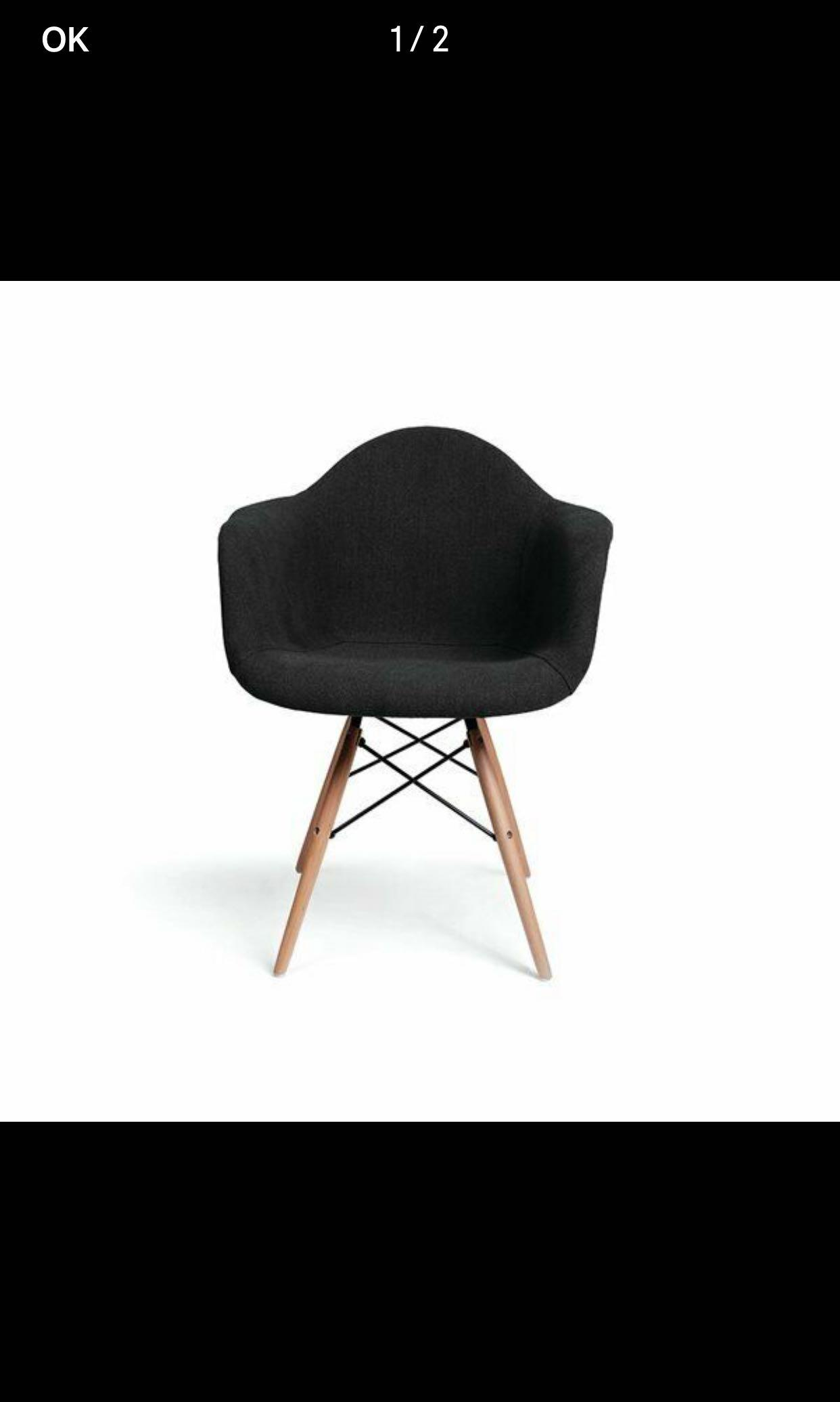 Wolff chair - less than a year - bought on Wayfair - need it gone before April 18