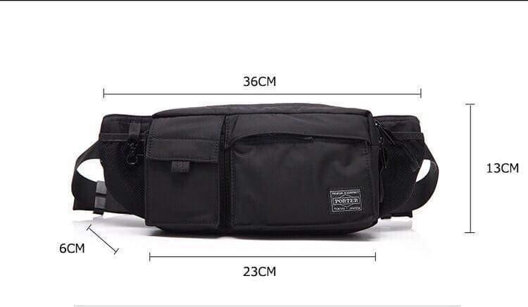 Yoshida Porter Sling Bag(INSTOCK)