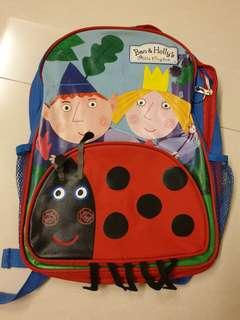 🚚 Ben and Holly Backpack