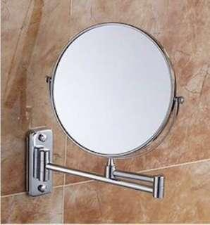 Beauty Mirror for Makeup / Shaving (Chrome)
