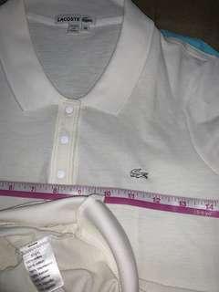 Lacoste mini dress polo authentic