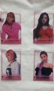 🚚 Blackpink In Your Area Seoul Transparent Cards