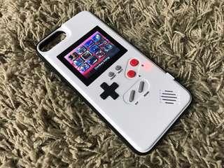 彩色!經典懷舊遊戲手機機殼適用iPhone 6/7/8 Plus