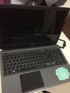 19 inch Acer Laptop