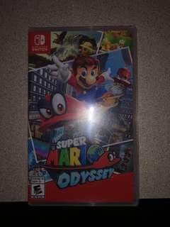 🚚 Super Mario Oddessy Nintendo Switch