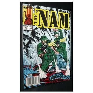 The 'Nam #27 (Marvel) Comic