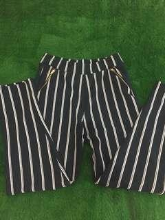 stripe pants army