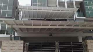 #ME150 Awning.pagar.grill dll