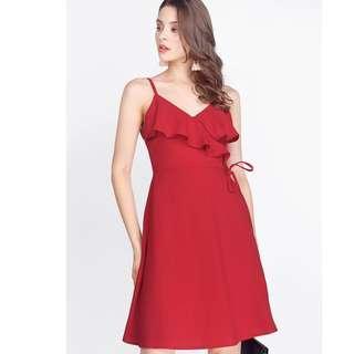 Luella Ruffle Dress