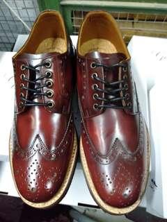 Sepatu kulit asli original portee goods