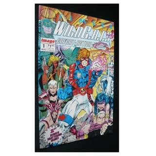 WILDC.A.T.S. (1992) #1 (Image) Comic
