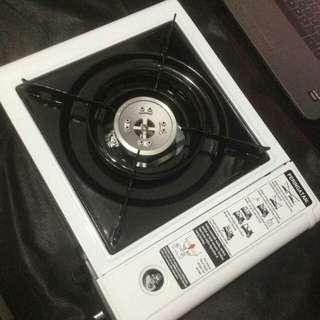 portable gas stove / kompor portabel