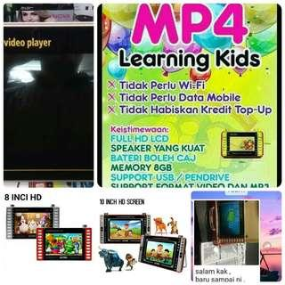 Tab mp4 Learning kids