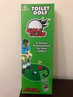 🚚 廁所高爾夫