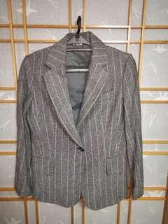 🚚 wanko長袖西裝外套➕長褲套裝