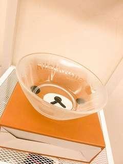 🚚 懶懶熊玻璃碗(全新)