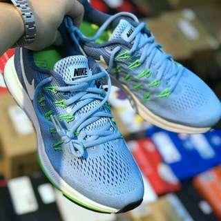 Nike Air Zoom Pegasus 33 登月33代 女子跑步鞋內置真氣墊