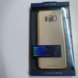 Viva Madrid Samsung S8 Plus Flexi Curve Cover