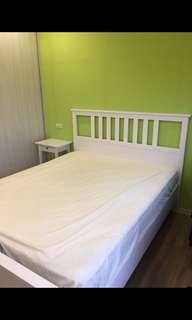 Ikea白色小尺寸 茶几/床頭櫃/邊櫃