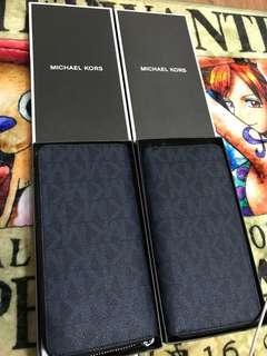 Michael kors MK滿版長夾禮盒