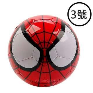 寶林站迪士尼 蜘蛛俠 3號 足球  DISNEY Spiderman Football