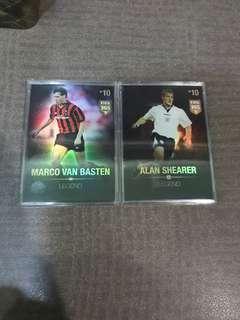 🚚 Fifa 365 legend cards