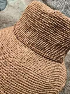 Helen kaminski raphia hat