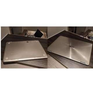 Chris's『 科技生活』~ASUS ZenBook Flip UX360CA 非UX461 UX370 翻轉平版筆電