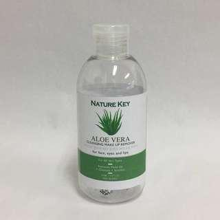 Nature Key Aloe Vera Cleansing Makeup remover