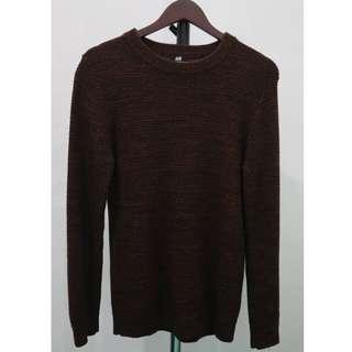 Sweaters H&M (Coklat)