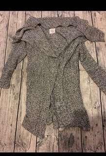 🚚 長版針織外套