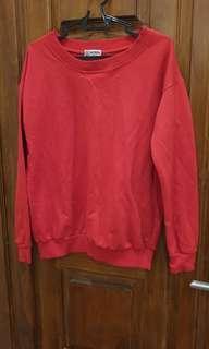 Sweater Nevada Merah