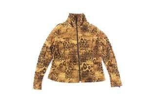 Classic Leopard Print Jacket