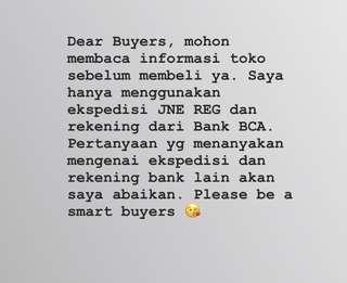PLEASE READ 💋