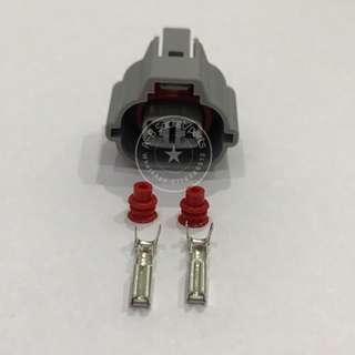 2 Pin Toyota New Avanza VIos NCP150 Camchaft Timing Control Socket Connector