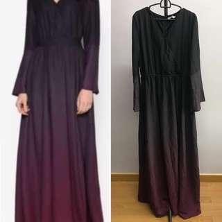 Zalia Ombre Dress