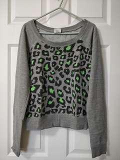 Grey Sweatshirt/Streetwear Society