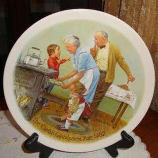 The Cookie Tasting Csatari Collectors Plate