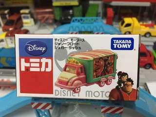 Tomica Disney Motor Jolly Float Sugar Rush 車仔