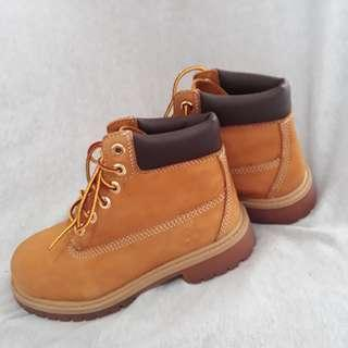 Sepatu Boots timberland for kids sz 31
