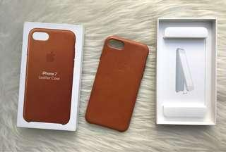 Leather Case iPhone 7 IBOX ORIGINAL 💯 RESMI