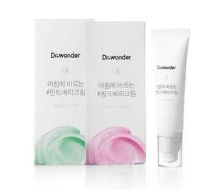 Dr Wonder Tone-up cream 45ml. For everyday use.
